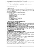 PHƯƠNG PHÁP PHÂN TÍCH CÁC CHỈ TIÊU MÔI TRƯỜNG ( ThS. ĐINH HẢI HÀ ) - CHƯƠNG 6