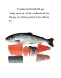 Ăn nhiều cá để tránh đột quỵ
