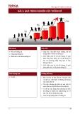Giáo trình nguyên lý thống kê - Bài 2