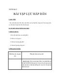 Tiết Bài tập 10  BÀI TẬP LỰC HẤP DẪN