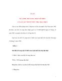 VĂN BẢN LUẬT SỬA ĐỔI, BỔ SUNG 1 SỐ ĐIỀU CỦA LUẬT THUẾ TIÊU THỤ ĐẶC BIỆT