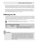 Web design creating cool web sites with html xhtml and css phần 10
