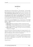 Bài Tập học về Kỹ Thuật Lập Trình
