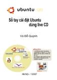 Sổ tay hướng dẫn cài đặt Ubuntu từ live CD