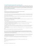 Tấn công ARP spoofing trong mạng LAN và cách phòng chống