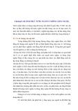 Chương 9. DỰ BÁO MỰC NƯỚC NGẦM VÀ DÒNG CHẢY NGẦM.Nước ngầm được sử