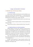 Chương 7. DỰ BÁO TRUNG VÀ DÀI HẠN 7.1 Khái niệm chung về dự báo trung và dài