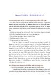Chương 8. ỨNG DỤNG VIỄN THÁM DỰ BÁO LŨ.8.1 Giới thiệu chung và cấu trúc mô