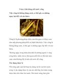 5 lưu ý khi dùng nồi nước xông