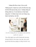 Những hiểu lầm tai hại về hen suyễn