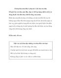 Chứng đau nửa đầu ở phụ nữ: Giải tỏa cơn