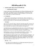 Hệ thống quản lý File (nhóm I) word2003