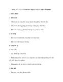 GIÁO ÁN MÔN LÝ: Bài 7. BÀI TẬP VỀ CHUYỂN ĐỘNG THẲNG BIẾN ĐỔI ĐỀU