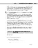Xml programming bible phần 10