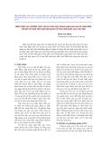 """Báo cáo nghiên cứu khoa học """" Biến thiên các trường thủy văn và thủy hóa trong vịnh Thái Lan và vùng biển ven bờ tây nam Việt Nam liên quan tới sự trao đổi nước qua cửa vịnh """""""