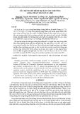 """Báo cáo nghiên cứu khoa học """" XÂY DỰNG MÔ HÌNH DỰ BÁO NGƯ TRƯỜNG KHAI THÁC HẢI SẢN XA BỜ """""""