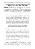"""Báo cáo nghiên cứu khoa học """"  ĐÁNH GIÁ SỰ TƯƠNG TÁC GIỮA KHỐI NƯỚC VÙNG CỬA SÔNG MÊ KÔNG VÀ VÙNG NƯỚC TRỒI NAM TRUNG BỘ """""""