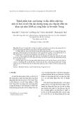 """Báo cáo nghiên cứu khoa học """" Thành phần loài, sản lượng và đặc điểm sinh học một số loài cá nổi lớn đại dương trong các chuyến điều tra khảo sát năm 2008 tại vùng biển xa bờ miền Trung """""""