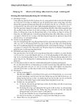 Hướng dẫn giám sát đóng mới tàu biển - Phần 5 Máy và điện - Chương 10