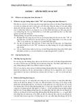 Hướng dẫn giám sát đóng mới tàu biển - Phần 5 Máy và điện - Chương 1