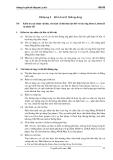 Hướng dẫn giám sát đóng mới tàu biển - Phần 5 Máy và điện - Chương 3