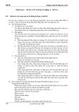 Hướng dẫn giám sát đóng mới tàu biển - Phần 5 Máy và điện - Chương 5