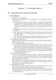 Hướng dẫn giám sát đóng mới tàu biển - Phần 5 Máy và điện - Chương 6