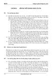 Hướng dẫn giám sát đóng mới tàu biển - Phần 5 Máy và điện - Chương 8