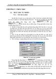Hướng dẫn sử dụng NovaTDN 2005 - Chương 5
