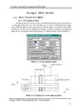 Hướng dẫn sử dụng NovaTDN 2005 - Chương 6