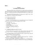 Giáo trình lý thuyết đồ thị - Bài 11