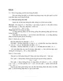 Giáo trình lý thuyết đồ thị - Bài 16