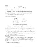 Giáo trình lý thuyết đồ thị - Bài 6