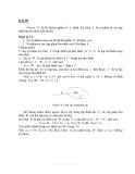 Giáo trình lý thuyết đồ thị - Bài 9