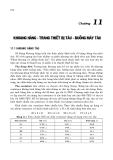 Thiết kế tàu thủy ( Trần Công Nghị - Nxb ĐH quố gia ) - Chương 11