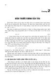 Thiết kế tàu thủy ( Trần Công Nghị - Nxb ĐH quố gia ) - Chương 2