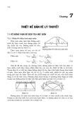 Thiết kế tàu thủy ( Trần Công Nghị - Nxb ĐH quố gia ) - Chương 7