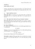 Phân tích thống kê bằng phần mềm Minitab - Chương 3
