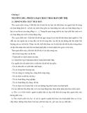 QUẢN LÝ CHẤT THẢI RẮN - TẬP 1 CHẤT THẢI RẮN ĐÔ THỊ - CHƯƠNG 2