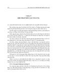 Giáo trình quy hoạch và thiết kế hệ thống thủy lợi - Chương 15