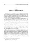 Giáo trình quy hoạch và thiết kế hệ thống thủy lợi - Chương 16