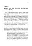 Sinh học phân tử màng tế bào ( Tập 2 GS. TS. Đỗ Ngọc Liên ) - Chương 9