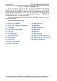Phần mềm thiết kế tự động 3D SolidWorks ( Nguyễn Anh Cường ) - Chương 2