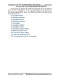 Phần mềm thiết kế tự động 3D SolidWorks ( Nguyễn Anh Cường ) - Chương 3