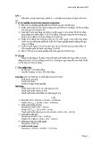 Giáo trình bài tập môn thuế - Sách xuất bản năm 2007