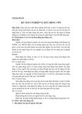 KẾ TOÁN TÀI CHÍNH - CHƯƠNG 6: KẾ TOÁN NGHIỆP VỤ HUY ĐỘNG VỐN