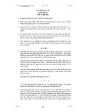 KINH TẾ VĨ MÔ - CÂU HỎI ÔN TẬP CHƯƠNG 16: TIÊU DÙNG