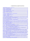 Tài chính tiền tệ - Bộ đề thi hết môn Lý thuyết Tài chính Tiền tệ