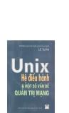 Hệ điều hành Unix và một số vấn đề quản trị mạng part 1