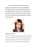 Các yếu tố quan trọng trong điều trị rụng tóc